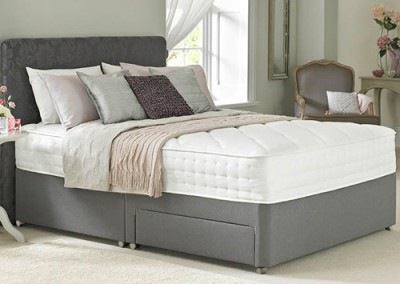 Rest Assured Cashmere Luxury 2000 Divan Bed