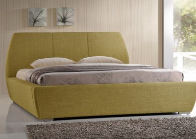 Naxos Fabric Bed Frame