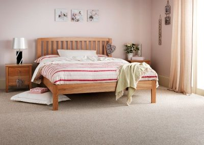 Thornton Wooden Bed Frame